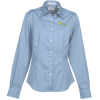 Van Heusen Non Iron Pinpoint Oxford Shirt - Women's
