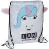View Image 1 of 2 of Paws and Claws Sportpack - Unicorn