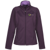 View Image 1 of 3 of The North Face Midweight Soft Shell Jacket - Ladies'