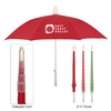 Umbrella With Collapsible Cover - 46