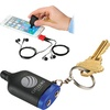 Music Splitter Keychain with Stylus