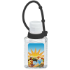 View Image 1 of 3 of Citrus Hand Sanitizer with Strap - 1/2 oz.