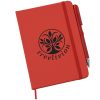 View the Afton Custom Notebook with Pen