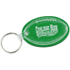Football Soft Keychain - Translucent