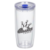 Yowie Journey Travel Tumbler - 20 oz. - Clear