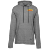 New Era Tri-Blend Performance Hooded Tee - Men's - Embroidered