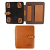 Bear Canyon Leather Fold Down Media Holder
