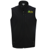 Stretch Soft Shell Vest - Men's - 24 hr
