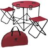 View Image 1 of 4 of Camping Table & Chairs to Go