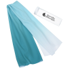 View Image 1 of 6 of Athletic Cool Down Towel - Ombre
