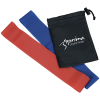 View Image 1 of 5 of Stretch It Exercise Band Set