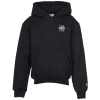 View Image 1 of 3 of Champion Fleece Hoodie - Youth - Embroidered
