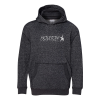 J. America Glitter French Terry Hoodie - Youth - Screen