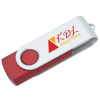 View Image 1 of 3 of Swing USB Drive - 8GB - 3.0 - 3 Day