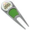 Diamond Divot Tool with Ball Marker