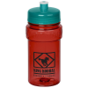 Mini Muscle Water Bottle - 16 oz. - Translucent - 24 hr