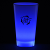 View Image 1 of 2 of Light-Up Frosted Glass - 17 oz. - Solid - 24 hr