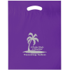 "View the Reinforced Handle Plastic Bag - 15"" x 12"""