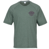 View Image 1 of 3 of Voltage Tri-Blend Wicking T-Shirt - Men's - Screen