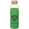 View Image 1 of 3 of h2go Bali Glass Bottle - 18 oz.
