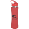 View Image 1 of 3 of Hampton Soft Touch Bottle - 25 oz.