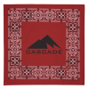 """View Image 1 of 2 of Open Center Bandana - 22"""" x 22"""""""