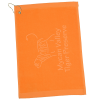 """View Image 1 of 3 of Tone on Tone Golf Towel - 12"""" x 17"""""""