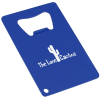 View Image 1 of 3 of Stainless Steel Credit Card Bottle Opener