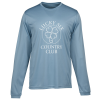 View Image 1 of 3 of Spin Dye Jersey LS Tee - Men's - Screen