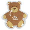 View Image 1 of 2 of Mini Hot/Cold Pack - Teddy Bear