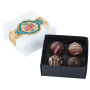 View Image 1 of 3 of Decadent Truffle Box - 4 Piece
