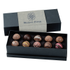 View Image 1 of 4 of Decadent Truffle Box - 10 Piece