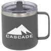 View Image 1 of 3 of Camper Vacuum Mug - 12 oz. - 24 hr