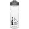 View Image 1 of 3 of Refresh Camber Water Bottle with Flip Lid - 20 oz. - Clear - 24 hr