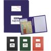 Translucent Padfolio with Pocket