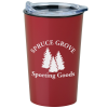 View Image 1 of 3 of Sentinel Travel Tumbler - 14 oz.