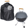 View Image 1 of 5 of Coleman Party Ball Charcoal Grill with Cover