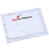 """View Image 1 of 2 of Bic Sticky Note - Designer - 3"""" x 4"""" - Marble - 25 Sheet"""