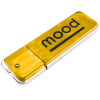 View Image 1 of 4 of Square-off USB Flash Drive - 4GB