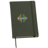View Image 1 of 4 of Moleskine Leather Notebook