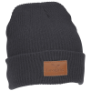 View Image 1 of 4 of Rib Knit Cuffed Beanie
