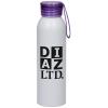 View Image 1 of 5 of Metis Aluminum Water Bottle - 22 oz.