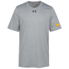 View Image 1 of 3 of Under Armour 2.0 Locker Tee - Men's - Embroidered