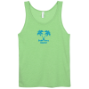 View Image 1 of 3 of Bella+Canvas Jersey Tank Top - Tri-Blend