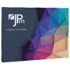 View Image 1 of 5 of Premium Splash Floor Display - 10' - Wrap Graphic