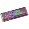 View Image 1 of 2 of Wrapped Belgian Chocolate Bar - 1 oz.
