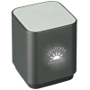 View Image 1 of 5 of Orion Light-Up Logo Bluetooth Speaker - 24 hr