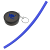 View Image 1 of 4 of Reusable Silicone Straw in Keychain Case