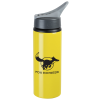 View Image 1 of 3 of Sip & Flip Aluminum Bottle - 24 oz. - Glossy