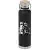 View Image 1 of 3 of Thor Vacuum Bottle - 24 oz. - Speckled